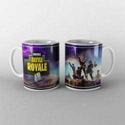 Battle Royale Fortnite Mug