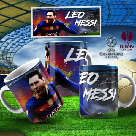 Mug Legends Messi