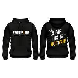 Sweat  A Capuche FREEFIRE