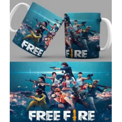 Mug freefire