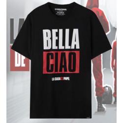 T-Shirt BELLA CIAO LA CASA DE PAPEL