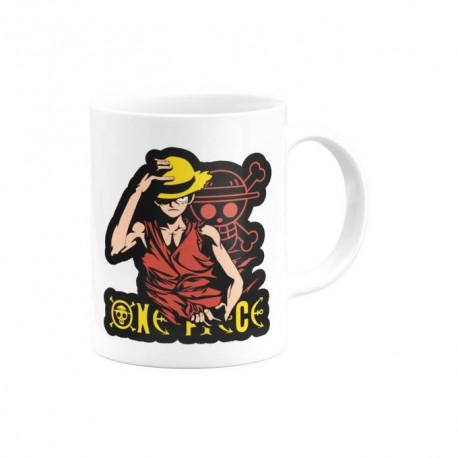 Mug one piece
