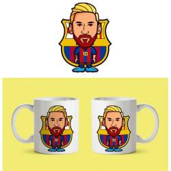 Mug Lionel Messi Barcelona