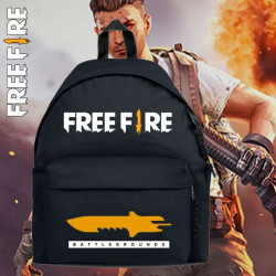Sublima Cartable Gaming Free Fire