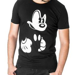 T-shirt Swag Mickey Mouse Angry