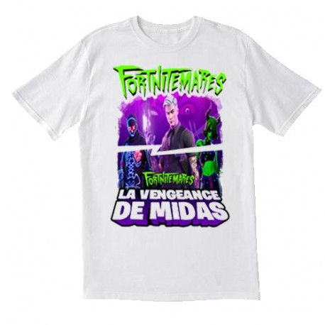 T-shirt Fortnite Mares