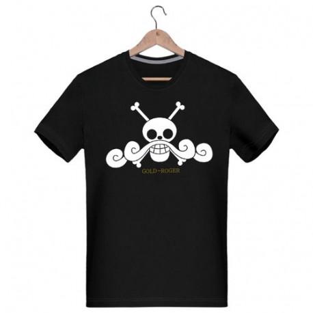 T-Shirt-Gol-D-Roger King