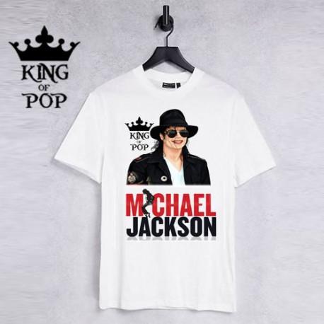 TSHIRT Michael Jackson King Of Pop