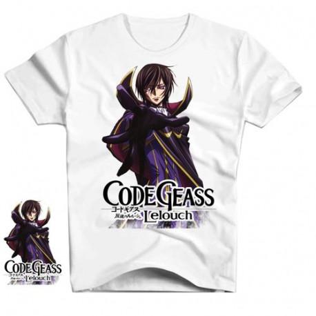 T-Shirt Lelouch Code Geass