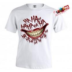 T-shirt Joker Smile